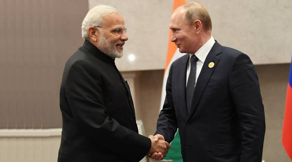 Vladimir Putin, India-Russia summit