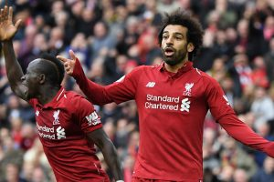 Salah shines as Liverpool claims 4-1 victory over Cardiff City