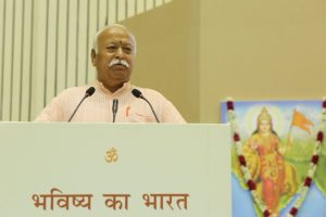 No dispute on what is to be built at Ayodhya, Centre should bring law for Ram temple: Bhagwat