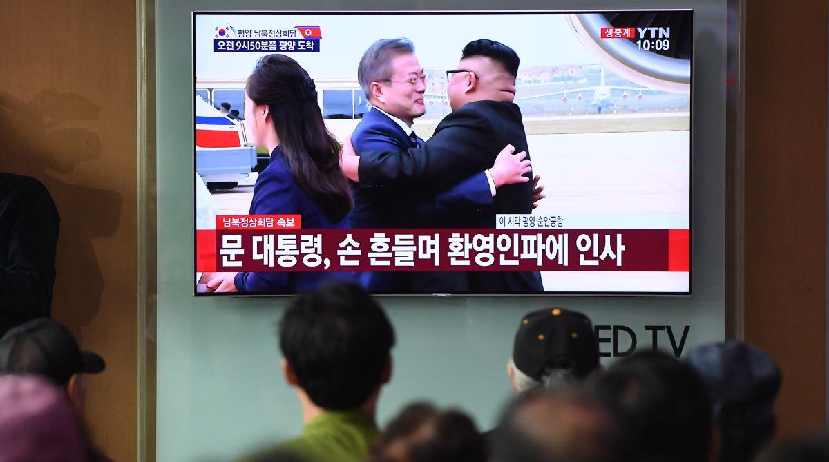 Moon Jae-in, Pyongyang, Pyongyang summit, Kim Jong Un