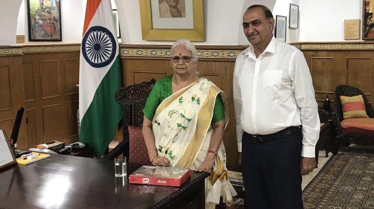Mahatma Gandhi, weaker sex, Goa Governor, Gandhi Jayanti, Mridula Sinha