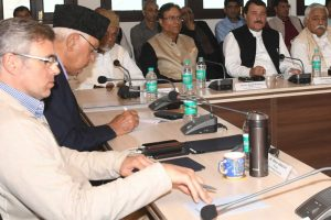 National Conference demands J-K autonomy, restoration of peace talks with Pakistan
