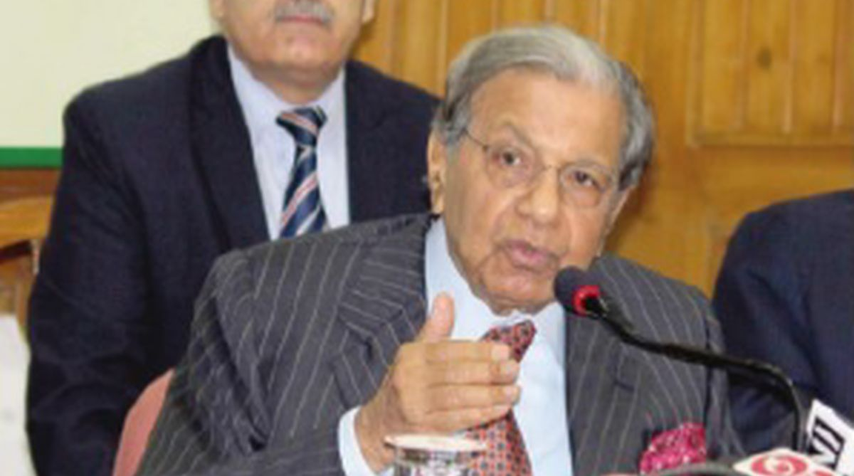 NK Singh, 15th Finance Commission, Himachal Pradesh, GST, hydro power