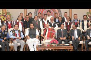 Kukis' demand questions the Naga framework agreement