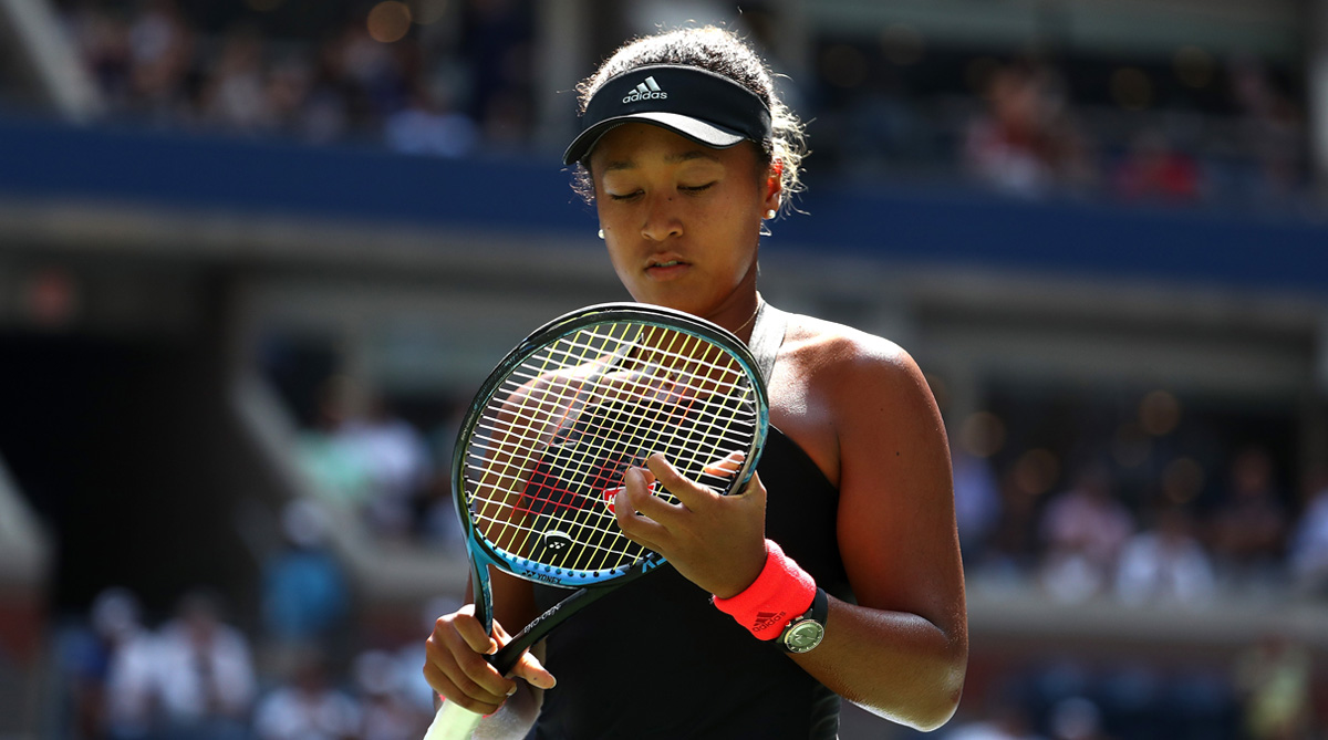 Naomi Osaka, WTA Tour, US Open, Japan, Japan Tennis, US Open 2018, Madison Keys, Naomi Osaka vs Kei Nishikori