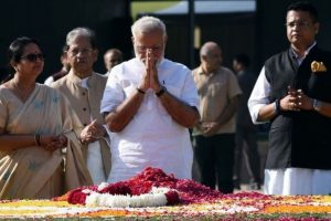 PM Modi, Rajnath should take call on declassifying Lal Bahadur Shastri's death records: CIC