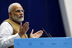 Policy around electric and other automated vehicles soon: PM Modi