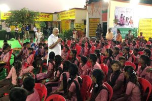 Never feel afraid of asking questions: PM Modi to students in Varanasi