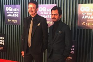 I also feel surprised how he became such a renowned director: Nawazuddin Siddiqui on Rajkumar Hirani