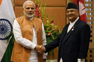 Train to Nepal