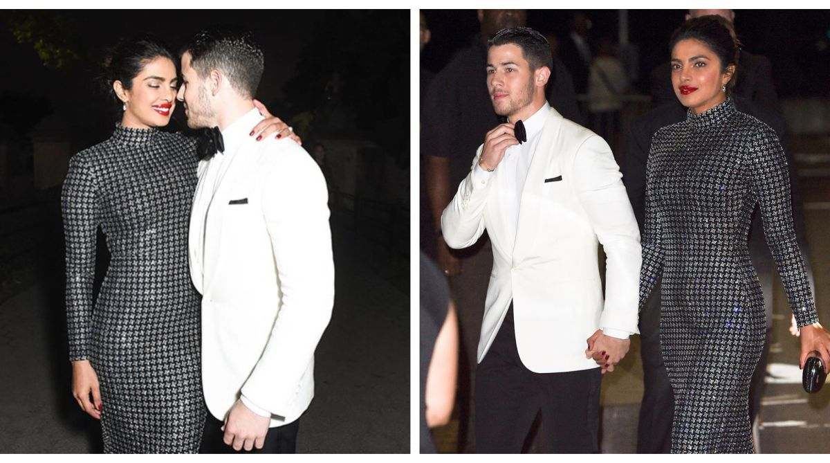 In pictures | Priyanka Chopra, Nick Jonas' pre-wedding bash begins