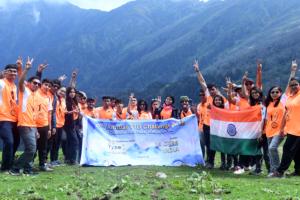 T1D Challenge 2018: 26 Type 1 diabetics complete Chandrakhani Pass trek