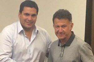 Colombian footballer Juan Carlos Osorio named Paraguay coach