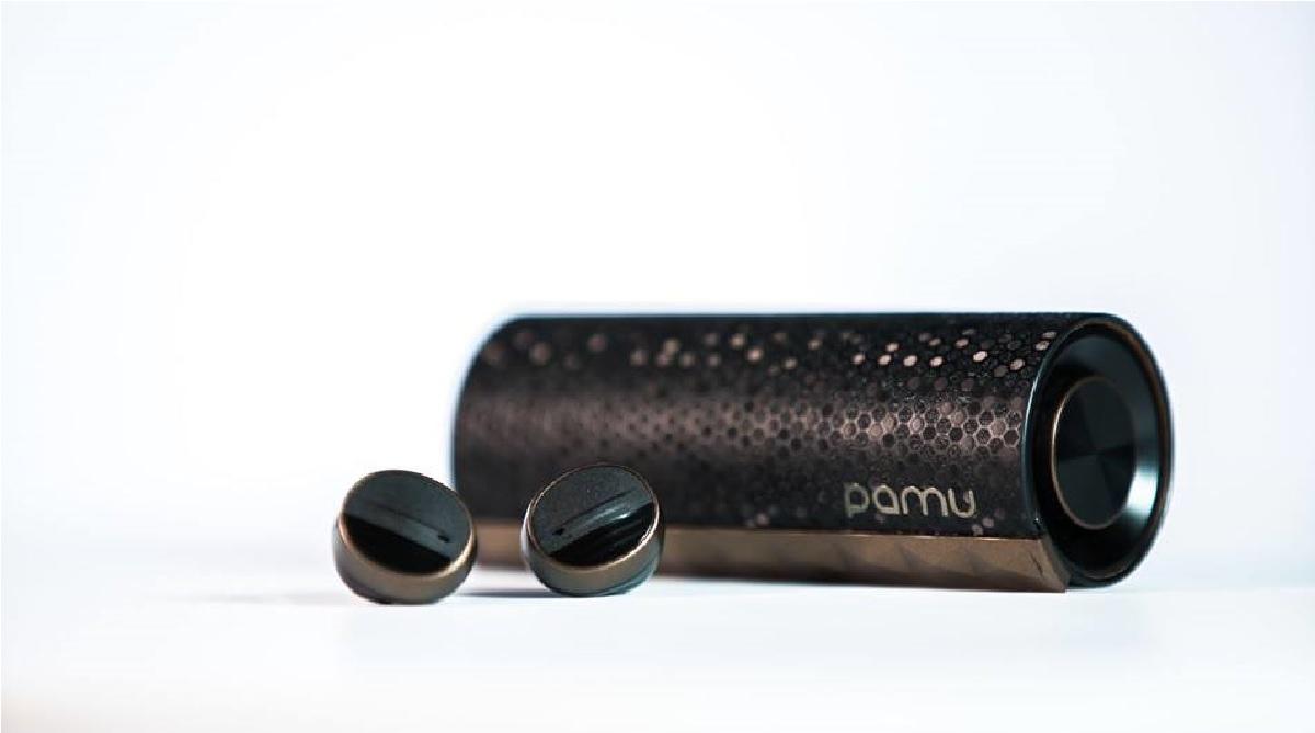 PaMu Scroll, Pamu Scroll 5.0 review, Pamu waterproof, Bluetooth Headset, Padmate