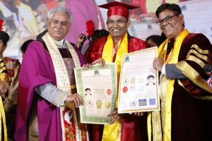 Another achievement for PEN India's chairperson Jayantilal Gada