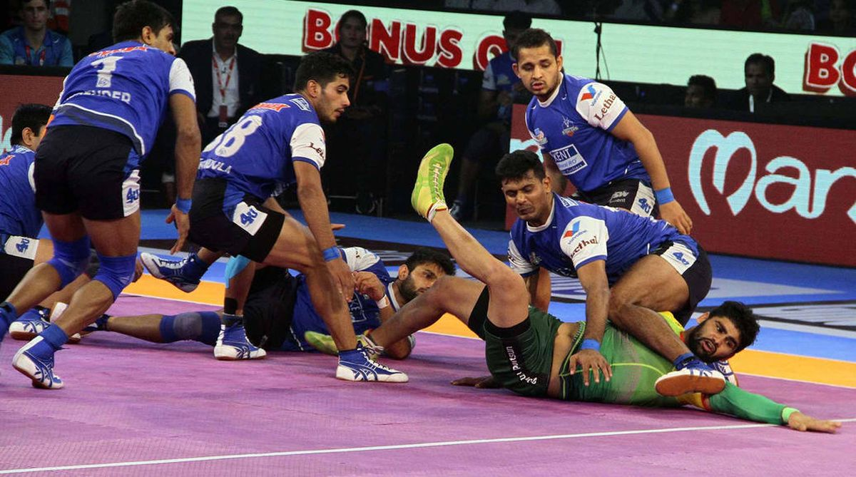 Pro Kabaddi League Season 6, Patna Pirates vs Jaipur Pink Panthers, Patna Pirates vs Jaipur Pink Panthers live