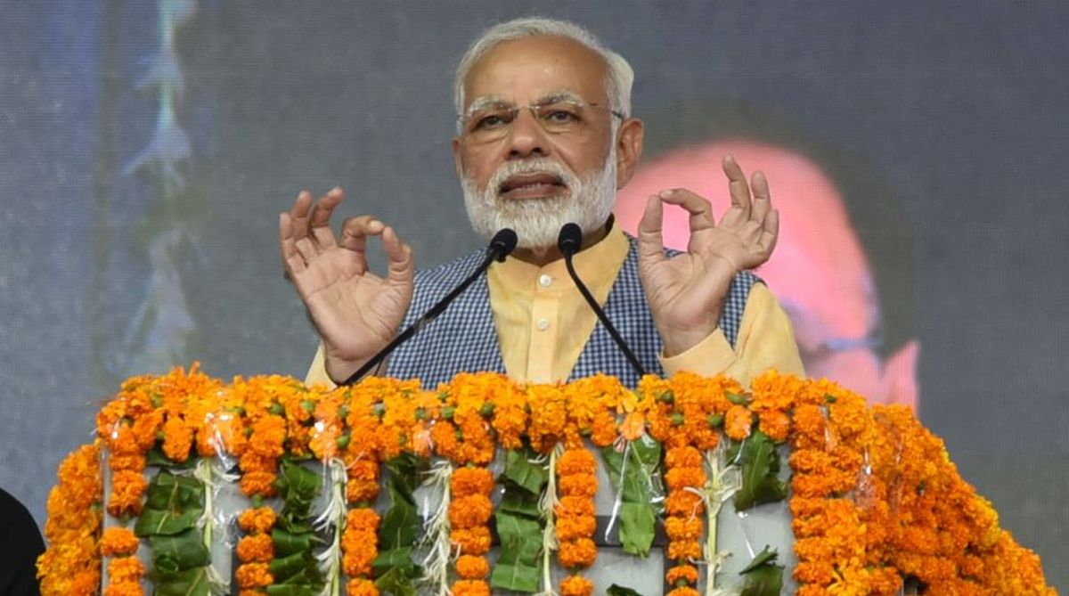 PM Modi calls for partnership with oil producing nations