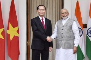 PM Modi expresses grief over Vietnam President's demise