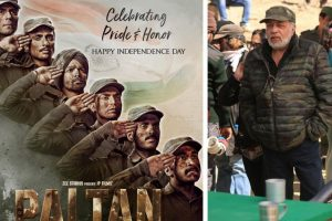 Paltan: Families of 1967 Indo-China war heroes grateful to JP Dutta