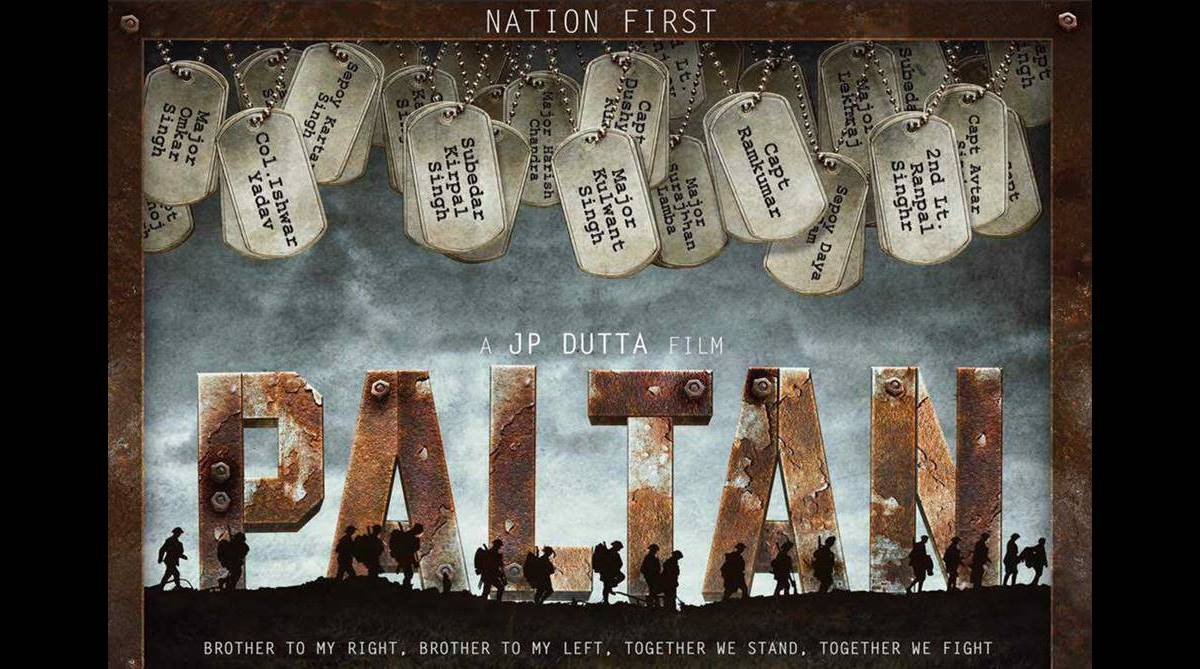 Nathu La and Cho La, Paltan release