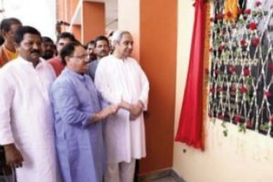 Patnaik inaugurates Bhima Bhoi Medical College and Hospital