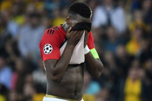 Paul Pogba stripped of Manchester United vice captaincy by Jose Mourinho