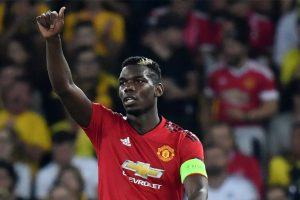 UEFA Champions League | Paul Pogba shines as Manchester United thump Young Boys