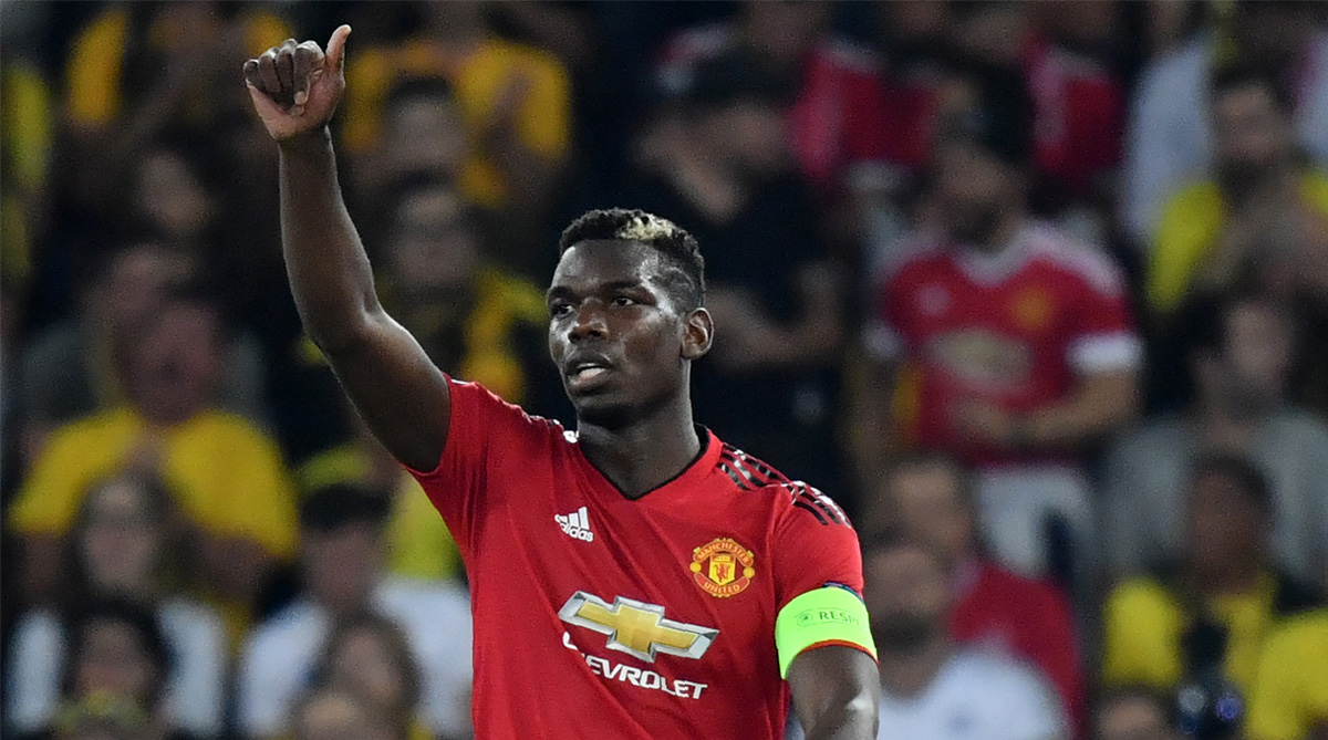 Manchester United vs BSC Young Boys, BSC Young Boys vs Manchester United, Manchester United F.C., Premier League, UEFA Champions League, Paul Pogba, Anthony Martial, Jose Mourinho