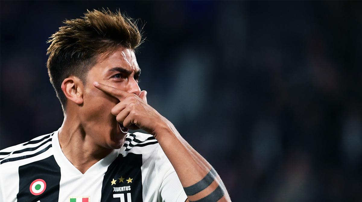 Juventus F.C., Serie A, Paulo Dybala, Blaise Matuidi, Cristiano Ronaldo, A.S. Roma