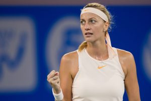 Wuhan Open: Petra Kvitova sent packing