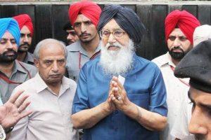 Plot to assassinate me, my son: former Punjab CM Badal