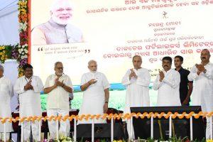PM Modi calls Odisha CM Naveen Patnaik 'corrupt', BJD 'inefficient'