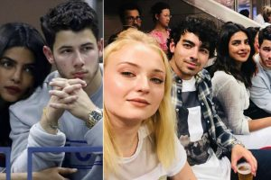 Fam Jam for Priyanka Chopra, Sophie Turner, Jonas brothers at US Open