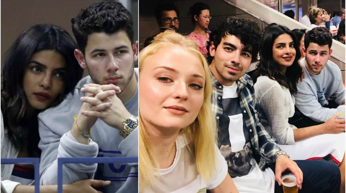 Priyanka Chopra, Sophie Turner, Nick Jonas, Joe Jonas