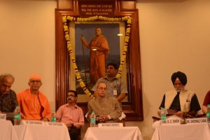 RK Mission marks 125th anniversary of Swami Vivekananda's Chicago address with inter-faith meet