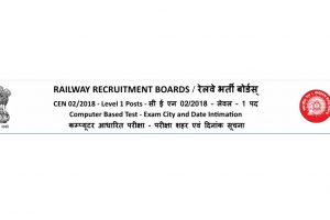 RRB Group D Admit Cards/Call letter 2018 released for Mumbai, Patna, Kolkata, Bhubaneshwar, Bangalore, Allahabad and other regions at www.rrbcdg.gov.in | Download now