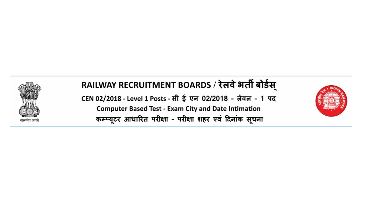 RRB Group D admit cards 2018, RRB Group D, Railway Recruitment Board, Computer Based Test, Group D exam 2018, Group D admit cards