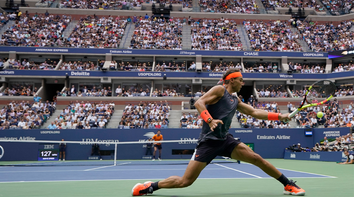 Nadal wary of 'dangerous' giant-killer Tiafoe after Berdych rout