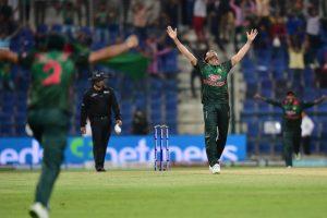 Asia Cup 2018: Mustafizur Rahman keep Bangladesh in hunt