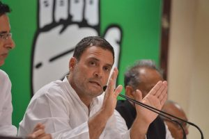 Rahul to meet Ekta Parishad satyagrahis in Morena