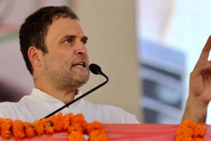 Rahul Gandhi's comment on former SPG chief baseless: Home Ministry