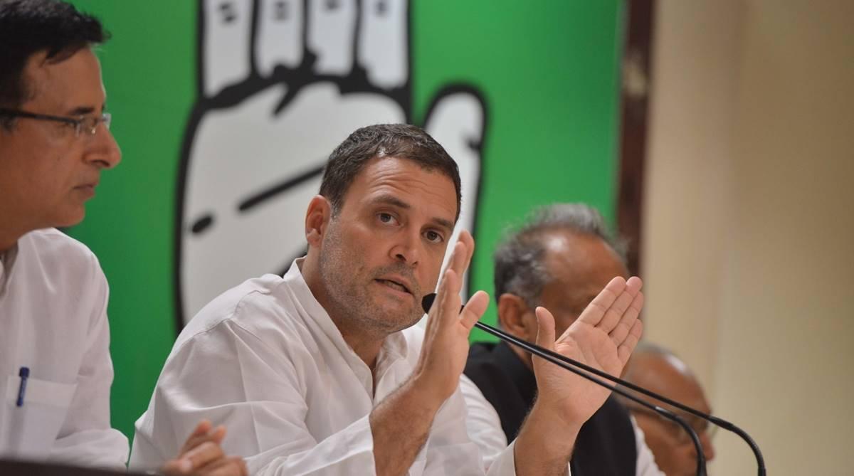 Rahul Gandhi, UP Labour Minister, 2019 Lok Sabha elections, Swamy Prasad Maurya