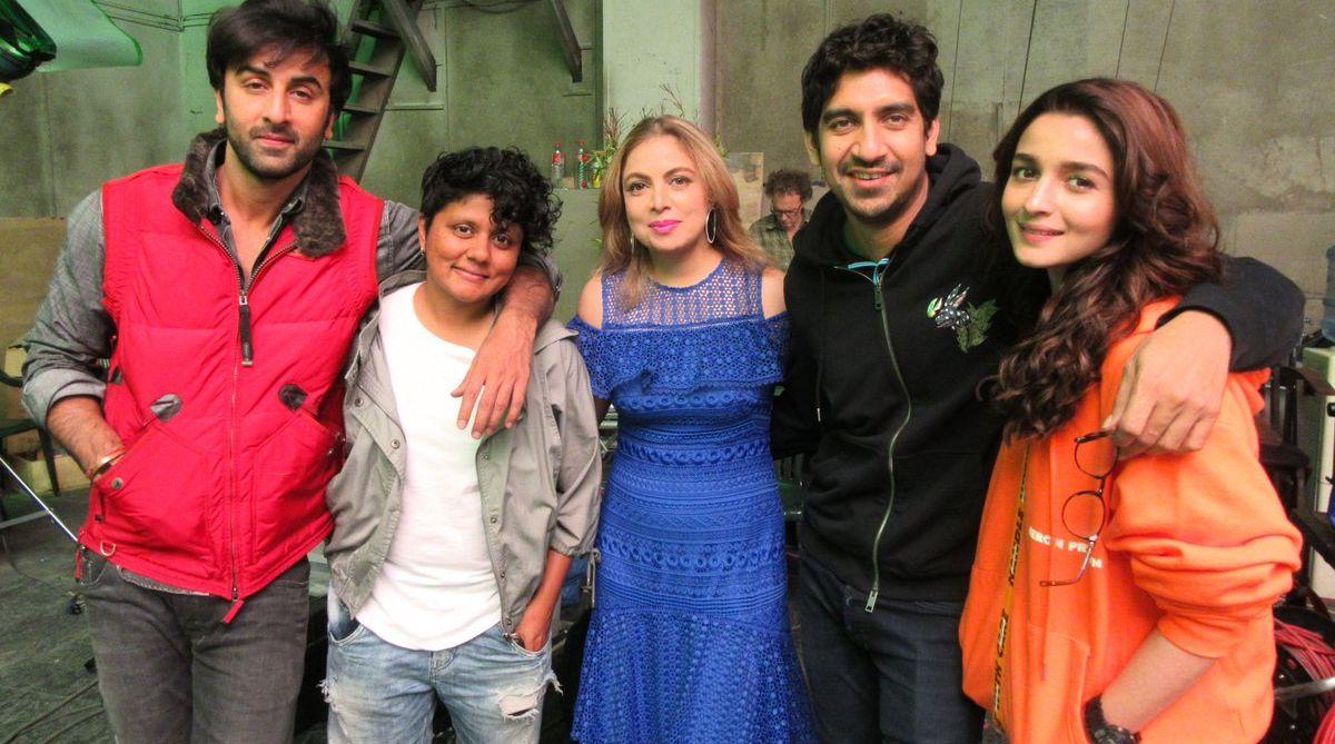 Ranbir Kapoor, Alia Bhatt, Ayan Mukherjee