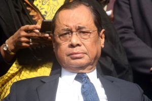 Pendency of cases bring disrepute: Justice Gogoi