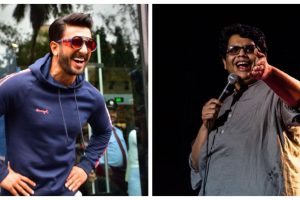 This video of Ranveer Singh and comedian Tanmay Bhat's bromance is a must watch