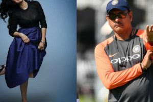 Ravi Shastri is dating this Bollywood actress?