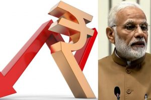 Government devises 5-step formula to contain rupee; PM to chair crucial meet today
