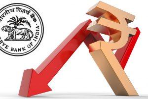 RBI can control free fall of rupee