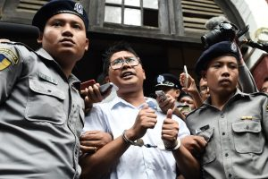 Myanmar court to hear Reuters reporters' appeal on Dec 24