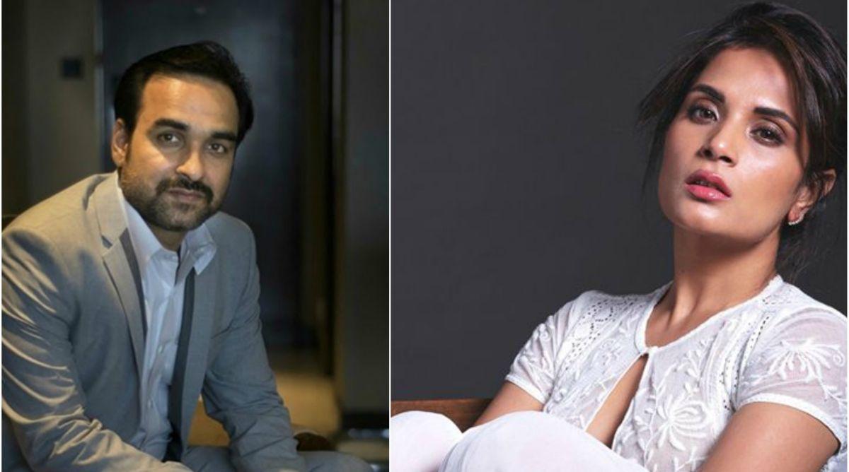 Richa Chadha, Pankaj Tripathi